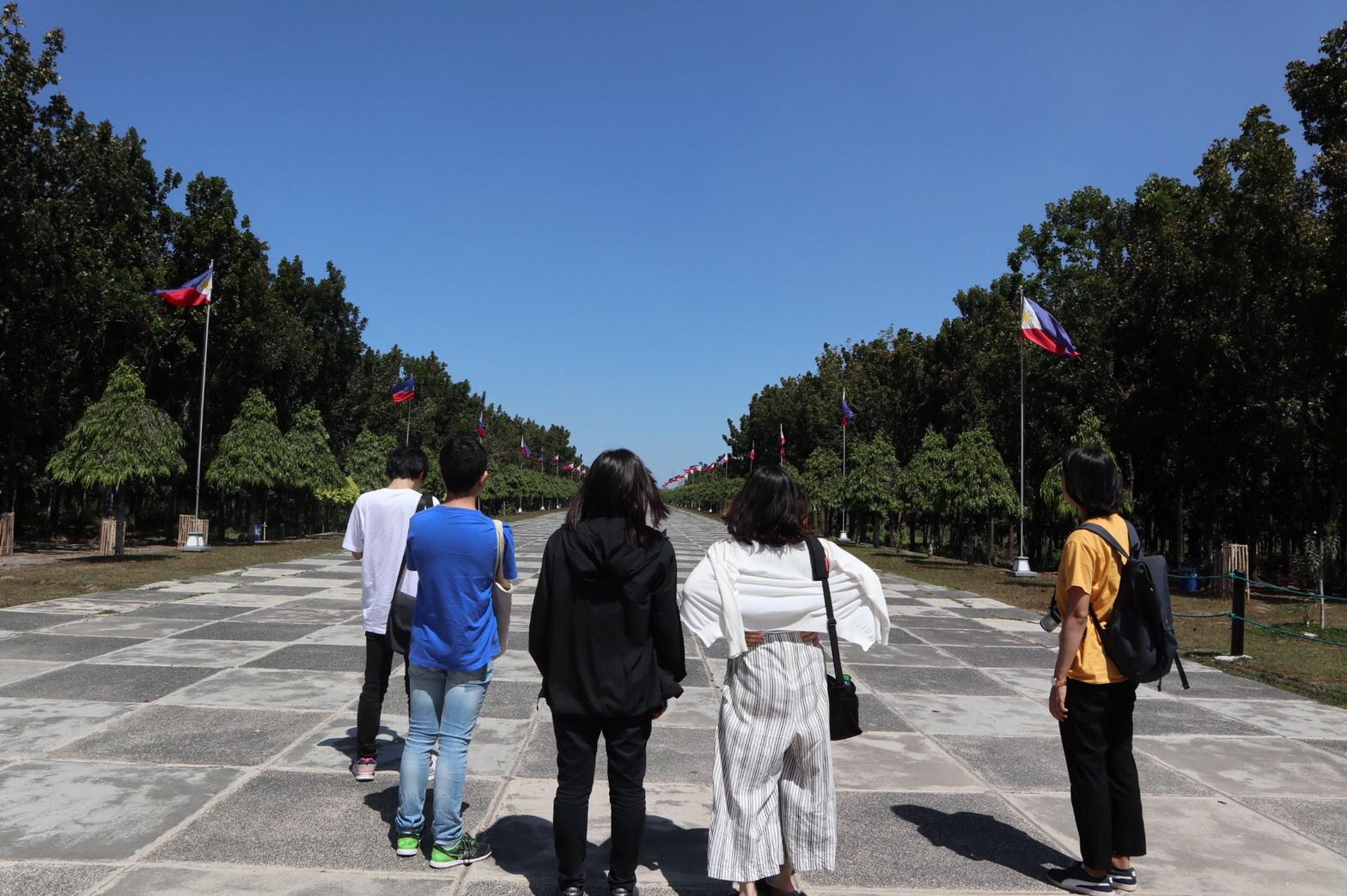 Capas National Shrine