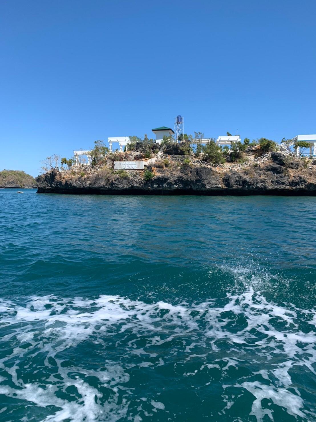 sandal island