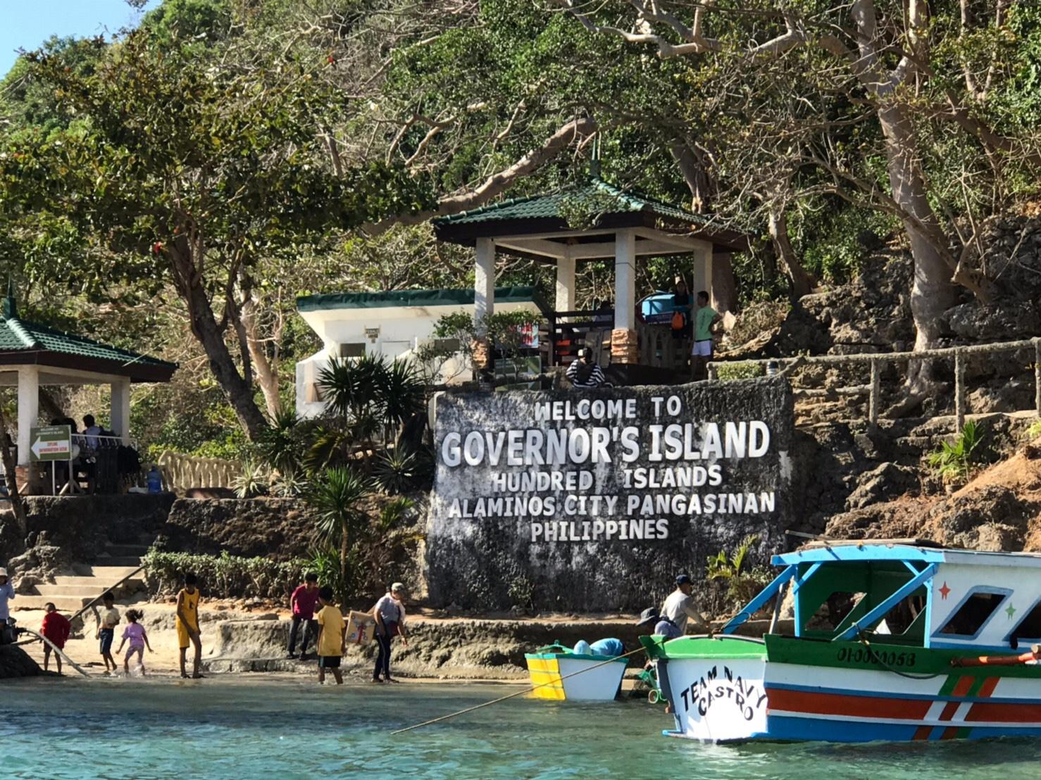 ガバナーズ島